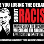 The Race Grievance Industry Acting as it Always Does — Evade, Dodge, Bob, then… Censor!