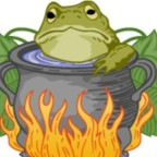 The Frog and the Warming Water