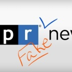 NPR Watch (11/22/18) — <i>Transparently</i>… Fake News