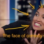 Alexandria Ocasio-Cortez: How <b><i>Comedians</i></b> Ought to See Her
